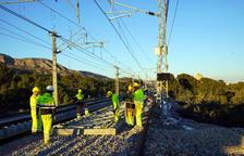 En marxa el nou tram de l'AVE Vandellòs-Tarragona
