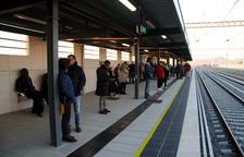 Els trens ja no circulen pel centre de Cambrils i Salou