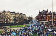 Johnson rebutja la celebració d'un segon referèndum a Escòcia