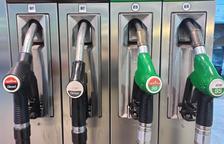 Els carburants s'han encarit gairebé un 11% en un any.