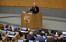El Parlamento ruso ratifica a Mishustin como primer ministro