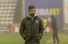 Molo muestra su deseo de continuar en el Lleida la próxima temporada