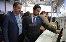 Calvet se compromete a crear una Mesaa de la calidad del aire en les Garrigues para evaluar el proyecto de Nova Tracjusa