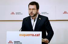 """ERC adverteix que si el diàleg amb Sánchez no avança """"exercirem l'autodeterminació"""""""
