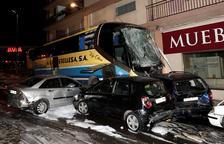 Mor el germà de la nena morta a causa del bus sinistrat a Navarra