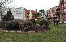 Tres detinguts a les Borges, dos dels quals menors, per apallissar un urbà