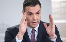 Sánchez preveu reunir-se amb Torra a Barcelona a principis de febrer