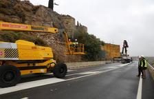 Làser i drons per reconstruir la muralla del segle XIII de Saidí