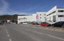 Imagen de archivo de las instalaciones de Leds C4 en Torà.
