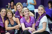 El gimnàs Curves Lleida, un sistema d'entrenament de 30 minuts