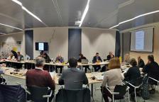 Està previst que avui tingui lloc una segona reunió per abordar el projecte POCTEFA.