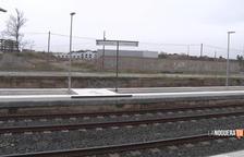 Tallada la línia de tren Lleida-La Pobla a Àger