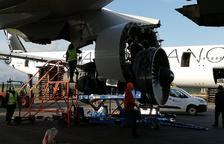 Alguaire aspira a convertir-se en el clúster d'aeronaus més gran del sud d'Europa