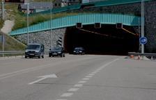 Inversión de 2 millones para mejorar la seguridad en túneles de la N-230