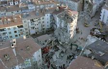 El sisme a Turquia ja ha segat 29 vides