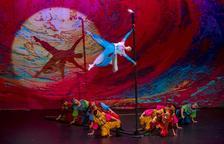 El Gran Circ Acrobàtic de la Xina, a la Llotja