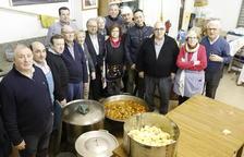 Tradicional Matanza do Porco al Centro Galego de Lleida