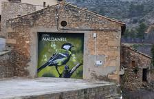 Imatge exterior de l'Espai Maldanell, que s'estrenarà dijous.