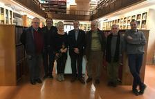 L'IEI recupera la memòria de l'arxiver Enric Arderiu