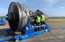 Projecten a Alguaire una escola per formar mecànics d'avions