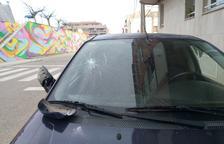 El regidor d'ERC a Alcoletge denuncia destrosses al cotxe