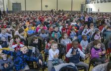 Els alumnes de Guissona, contra el 'bullying'