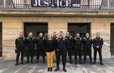 Convocatòria per a cinc places de policia local a les Borges