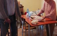 Un municipio de Lleida ofrece comedor a domicilio a los mayores de 65 años