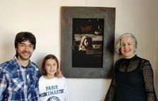 La exposición 'La muda' de Ester Gasol, en la fiesta mayor de El Palau
