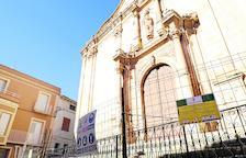 El obispado pide fondos europeos para reparar la iglesia de Algerri