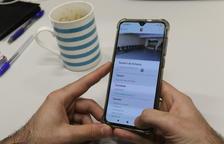 Una app per donar el condol a les famílies de difunts