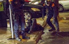 Fiscalia va acusar un innocent de l'agressió a un mosso després d'un partit del Lleida