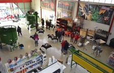 Jornada a Sant Ramon d'equips de fruita seca