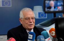 """La UE desautoritza Borrell, que va dir que hi ha una """"síndrome Greta"""""""