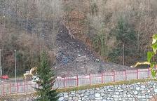 Dos sepultats sota milers de tones de terra al País Basc