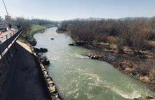 Fraga proyecta un coto de pesca en el tramo urbano del río Cinca