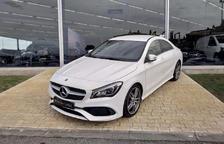 Mercedes CLA 200 d