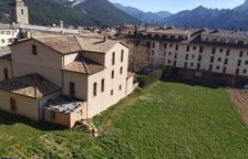 Las instalaciones del ayuntamiento de Sant Llorenç.
