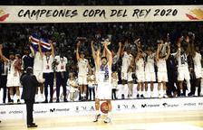 El Madrid, nou campió