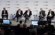 """Borrell insta la UE a desenvolupar una """"fam pel poder"""" i a actuar"""
