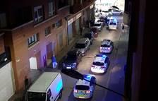 Els agressors de Comtes d'Urgell volien segrestar la víctima