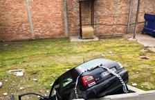 Accident a la Bordeta