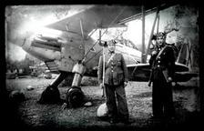 Una de las imágenes que han esclarecido el experimento Stuka.