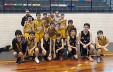 Un equip de Lleida deixa tres jugadors a l'altre equip, afectat per les baixes, per poder jugar el partit