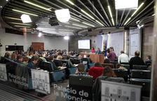 Roda de premsa després d'un recent Consell de Ministres.