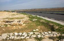La villa romana de Verdú, a salvo de la nueva carretera