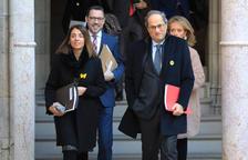 La Generalitat refreda el calendari de la taula de diàleg en plena disputa pel mediador