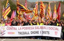 Vaga a la petroquímica de Tarragona per reclamar més seguretat