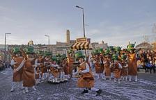 Fiestas del Carnaval en toda Lleida