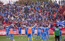 El Lleida pagará la entrada en El Prat a cien abonados